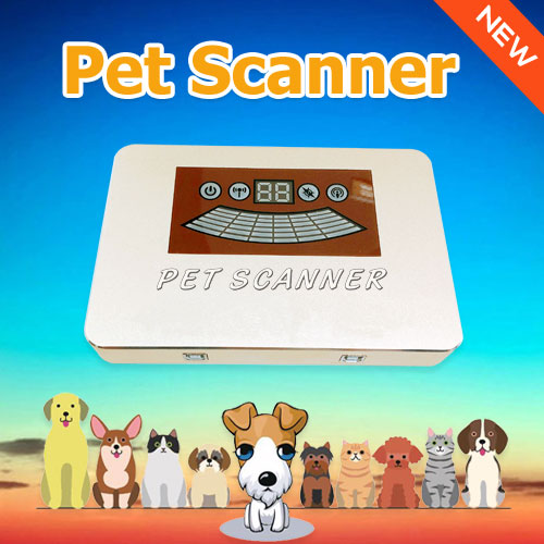 Quantum Pet Health Scanner for Dog and Cat